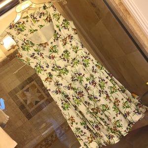B.B. Dakota pleated dress